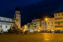 Voyage à travers le nord de l'Italie