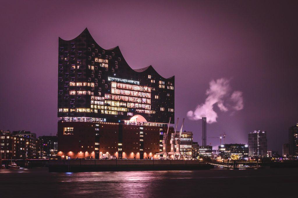 Hamburg nuit