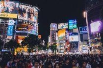 Tokyo peut stupéfie les touristes étrangers