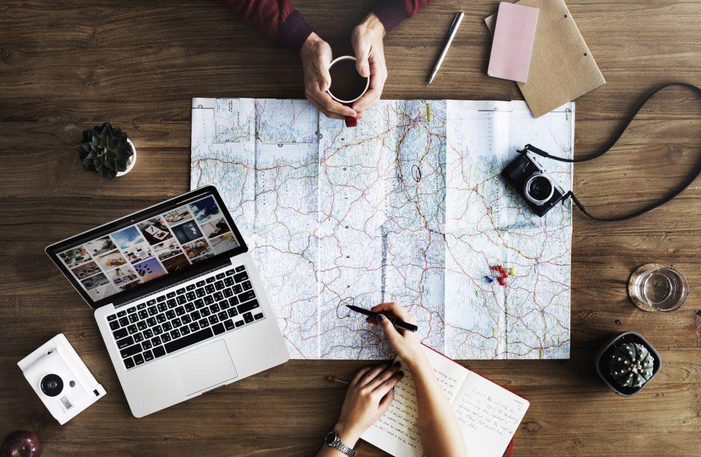 planification de voyage 1